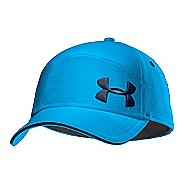 Mens Under Armour UA Offset Golf Stretch Fit Cap Headwear