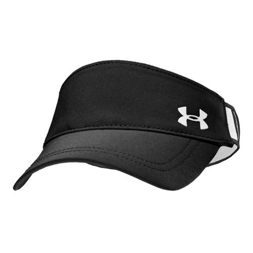 Womens Under Armour UA Gotta Have It Visor Headwear - Black/White