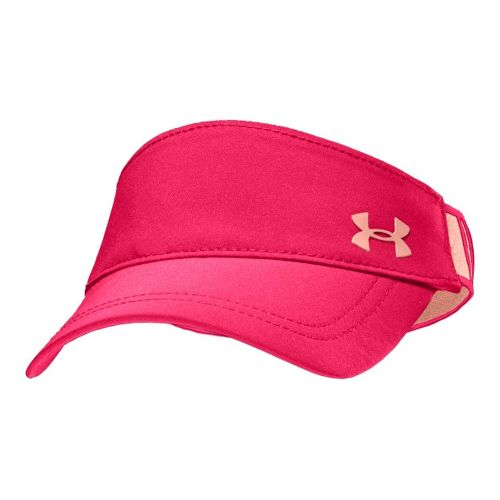 Womens Under Armour UA Gotta Have It Visor Headwear - Neo Pulse/After Glow