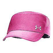 Womens Under Armour UA Embossed Military Cap Headwear