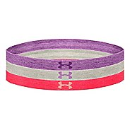 Womens Under Armour Heathered Multi Pack Headband Headwear