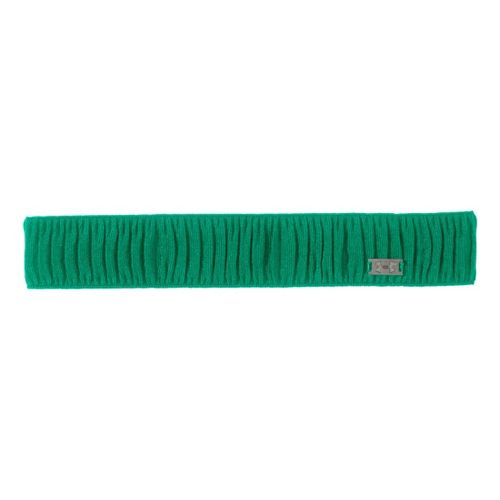 Womens Under Armour UA Flow Headband Headwear - Emerald Lake