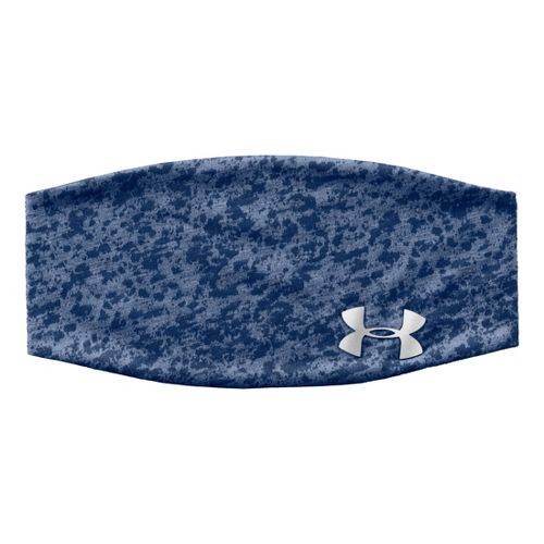 Womens Under Armour UA Shimmer Headband Headwear - Indigo