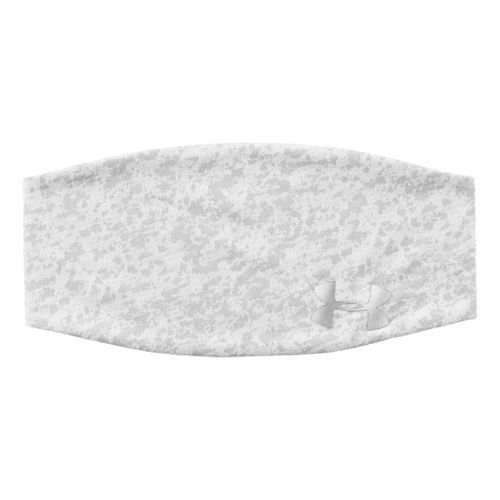 Womens Under Armour UA Shimmer Headband Headwear - White