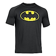 Mens Under Armour Alter Ego Batman T Short Sleeve Technical Tops
