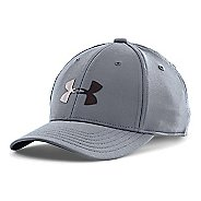 Kids Under Armour Boys UA Headline Stretch Fit Cap Headwear