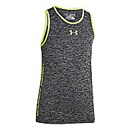 Kids Under Armour Boys Tech Tanks Technical Tops