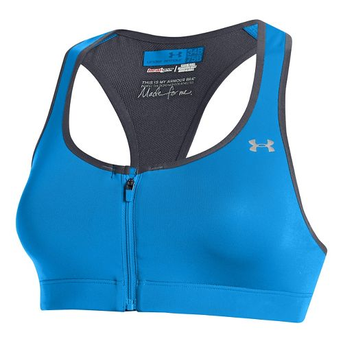 Womens Under Armour Protegee A Sports Bras - Electric Blue 36A