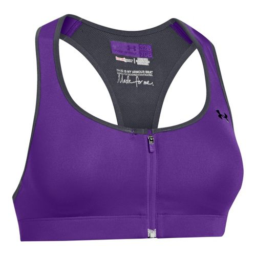 Womens Under Armour Protegee D Sports Bras - Pride 30D