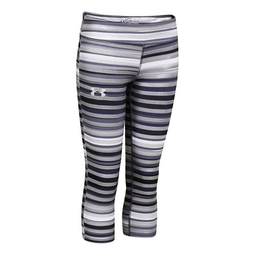 Kids Under Armour�HeatGear Sonic Printed Capri