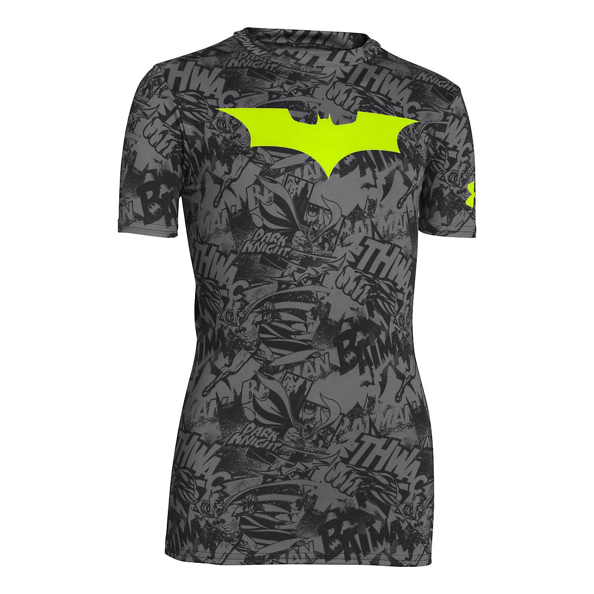 Kids Under Armour�Boys Fitted Baselayer