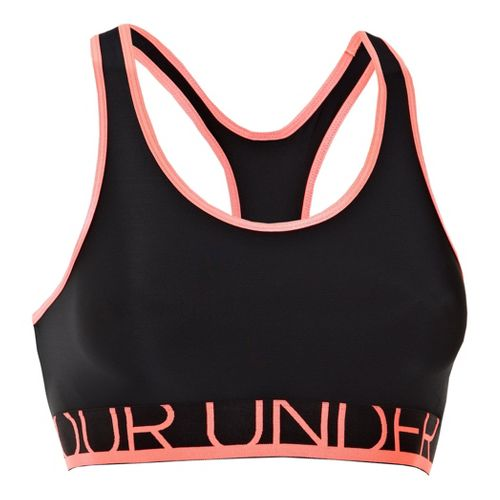 Womens Under Armour Still Gotta Have It Sports Bras - Black/Brilliance XL