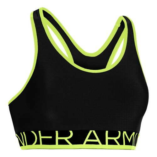 Womens Under Armour Still Gotta Have It Sports Bras - Black/X-Ray M