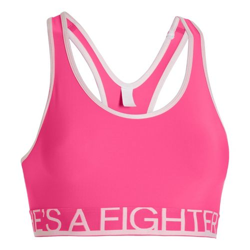Womens Under Armour Still Gotta Have It Sports Bras - Cerise L