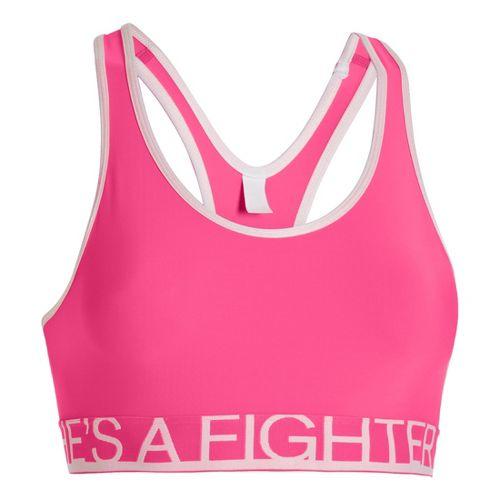 Womens Under Armour Still Gotta Have It Sports Bras - Cerise S