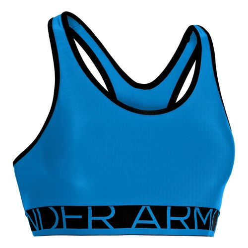 Womens Under Armour Still Gotta Have It Sports Bras - Electric Blue L