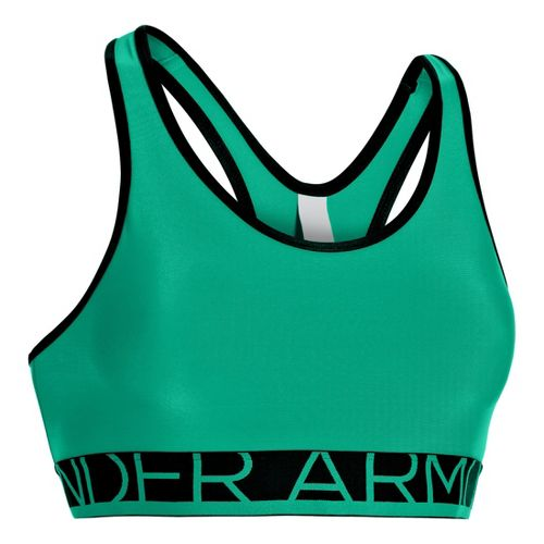 Womens Under Armour Still Gotta Have It Sports Bras - Emerald Lake S