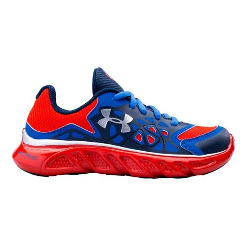 Kids Under Armour Boys PS Spine Surge Running Shoe - Academy 11