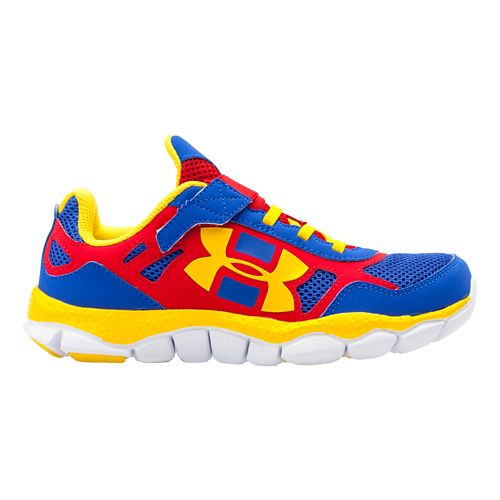 Kids Under Armour Boys PS Engage BL SH Alt Closure Running Shoe - Team Royal ...