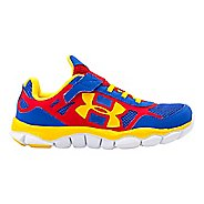 Kids Under Armour Boys PS Engage BL SH Alt Closure Running Shoe