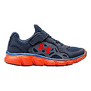 Kids Under Armour Boys PS Assert IV Alt Closure Running Shoe