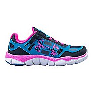 Kids Under Armour Girls PS Engage BL Alt Closure Running Shoe