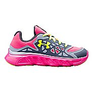 Kids Under Armour Girls PS Spine Surge Running Shoe