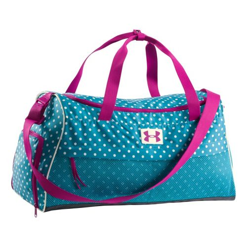 Womens Under Armour Escape Duffel Bags - Teal Ice