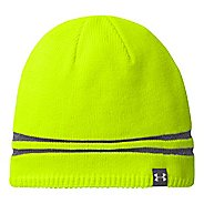 Mens Under Armour Reflective Beanie Headwear