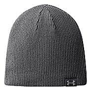 Mens Under Armour Basic Knit Beanie Headwear