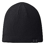 Mens Under Armour Basic Knit Beanie Headwear