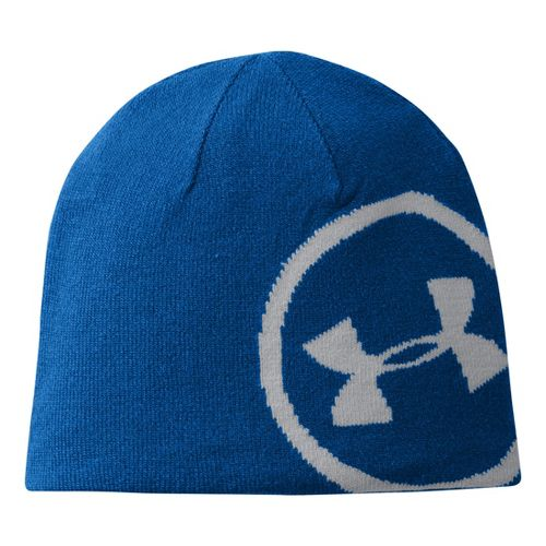 Mens Under Armour Billboard Beanie Headwear - Scatter
