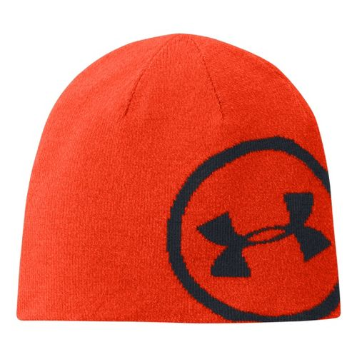 Mens Under Armour Billboard Beanie Headwear - Volcano