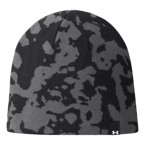 Mens Under Armour Arctic Ridge Beanie Headwear - Black