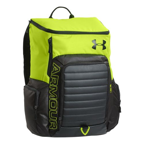 Under Armour VX2-Undeniable Backpack Bags - High Vis Yellow