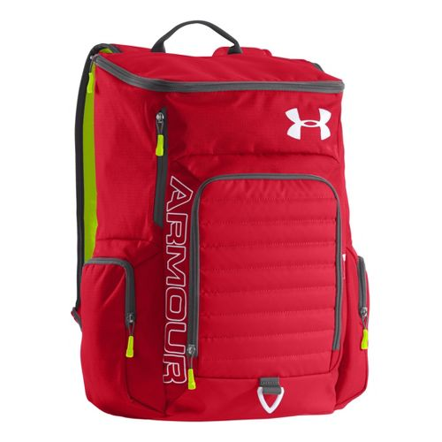 Under Armour VX2-Undeniable Backpack Bags - Red