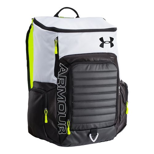 Under Armour VX2-Undeniable Backpack Bags - White