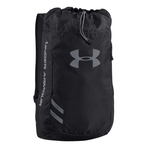Under Armour Trance Sackpack Bags - Black