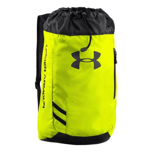 Under Armour Trance Sackpack Bags - High Vis Yellow