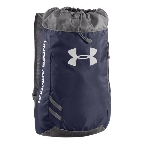 Under Armour Trance Sackpack Bags - Midnight Navy