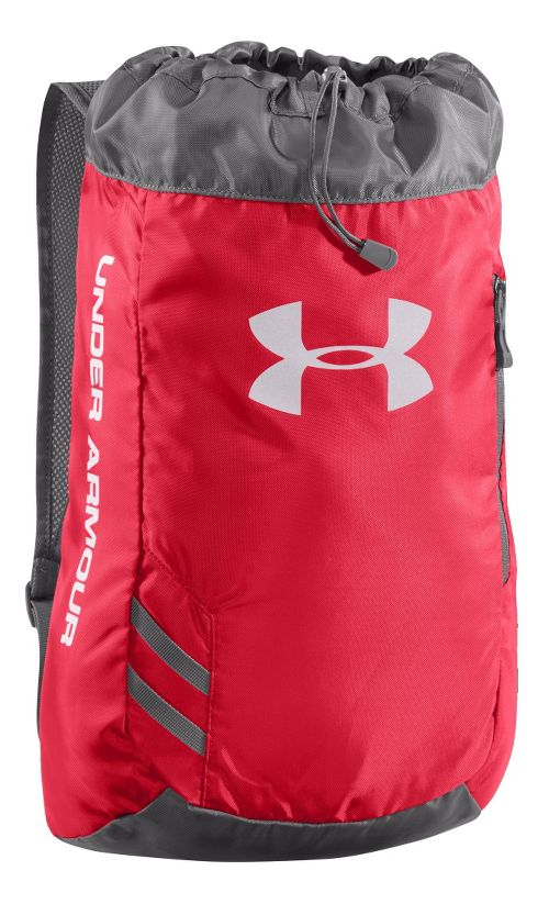 Under Armour Trance Sackpack Bags - Red