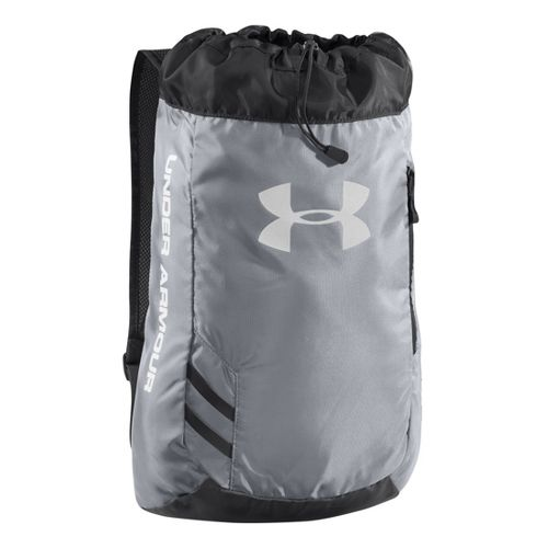 Under Armour Trance Sackpack Bags - Steel