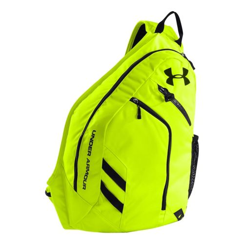 Under Armour Compel Sling Bags - High Vis Yellow