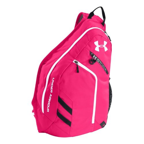 Under Armour Compel Sling Bags - Pinkadelic