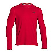 Mens Under Armour Amplify Thermal Long Sleeve Technical Tops
