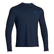 Mens Under Armour Longsleeve Tech T 2.0 Long Sleeve No Zip Technical Tops