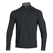 Mens Under Armour Elevated Ultimate Long Sleeve 1/2 Zip Technical Tops