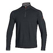 Mens Under Armour Elevated Ultimate 1/4 Zip Long Sleeve 1/2 Zip Technical Tops