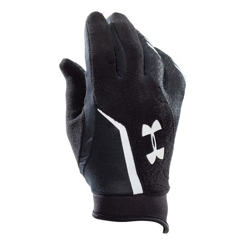 Mens Under Armour Escape ColdGear Infrared Gloves Handwear - Black S