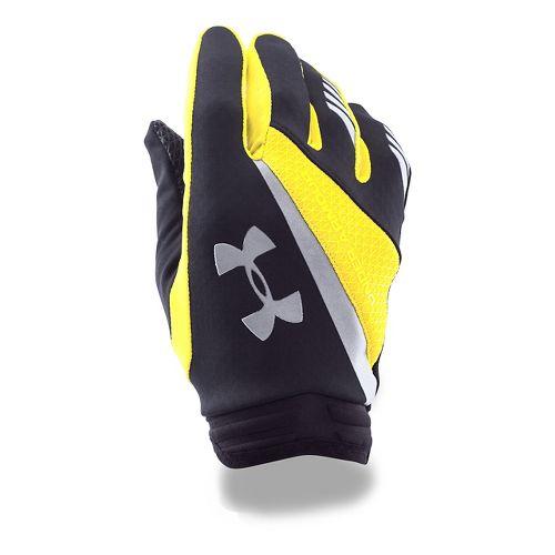 Mens Under Armour Storm Strive Glove Handwear - Black/Sunbleached XL